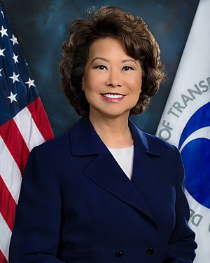 United States Secretary of Transportation - Image: Elaine Chao official photo