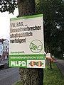 Election poster of the Marxistisch-Leninistische Partei Deutschlands in Hannover (2017).jpg
