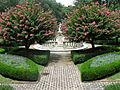 Elizabethan Gardens - sunken garden 04.jpg