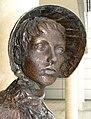 Ella Pirrie statue, Belfast City Hospital (detail) - geograph.org.uk - 939603.jpg