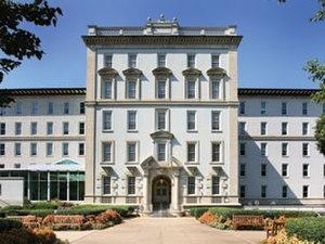 Emory University Hospital - Image: Emory University Hospital Front Entrance