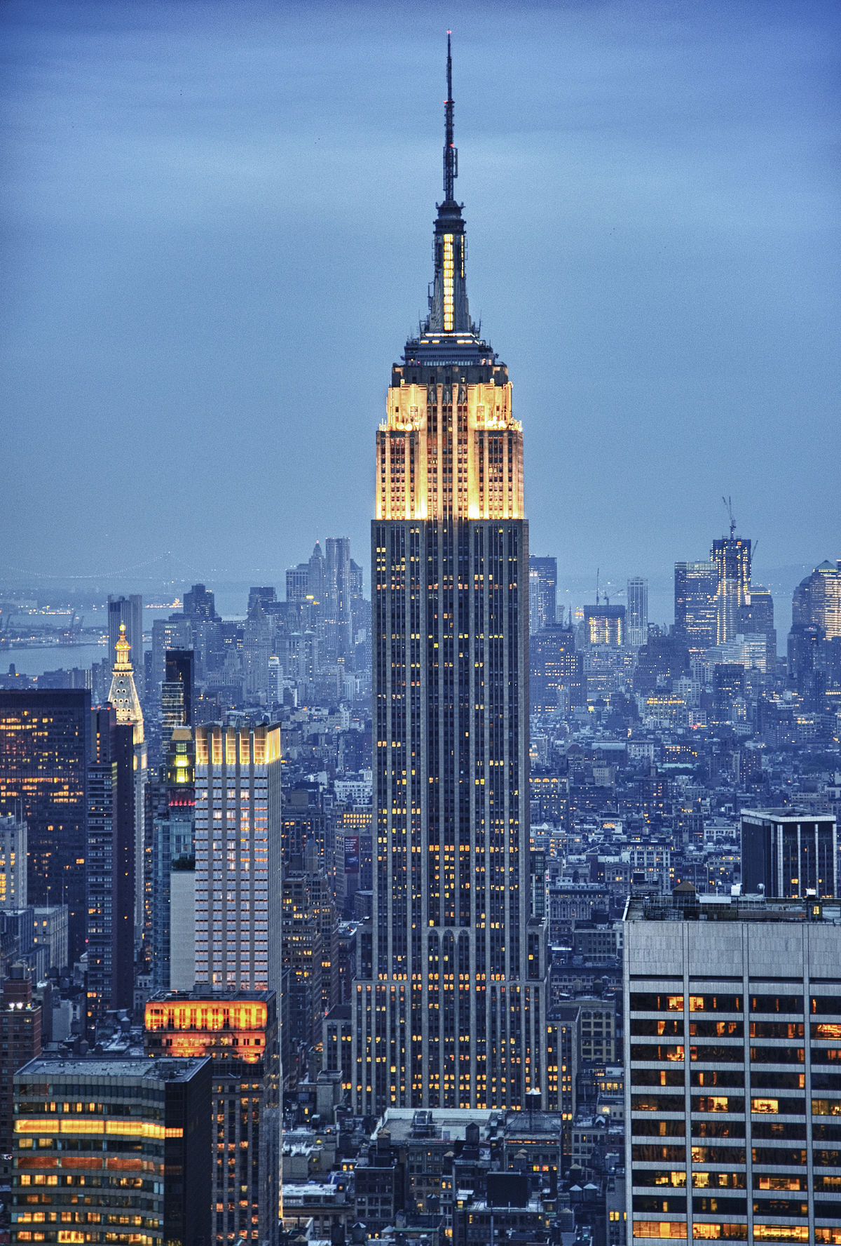 Empire state building wikip dia a enciclop dia livre for New top jewelry nyc prices