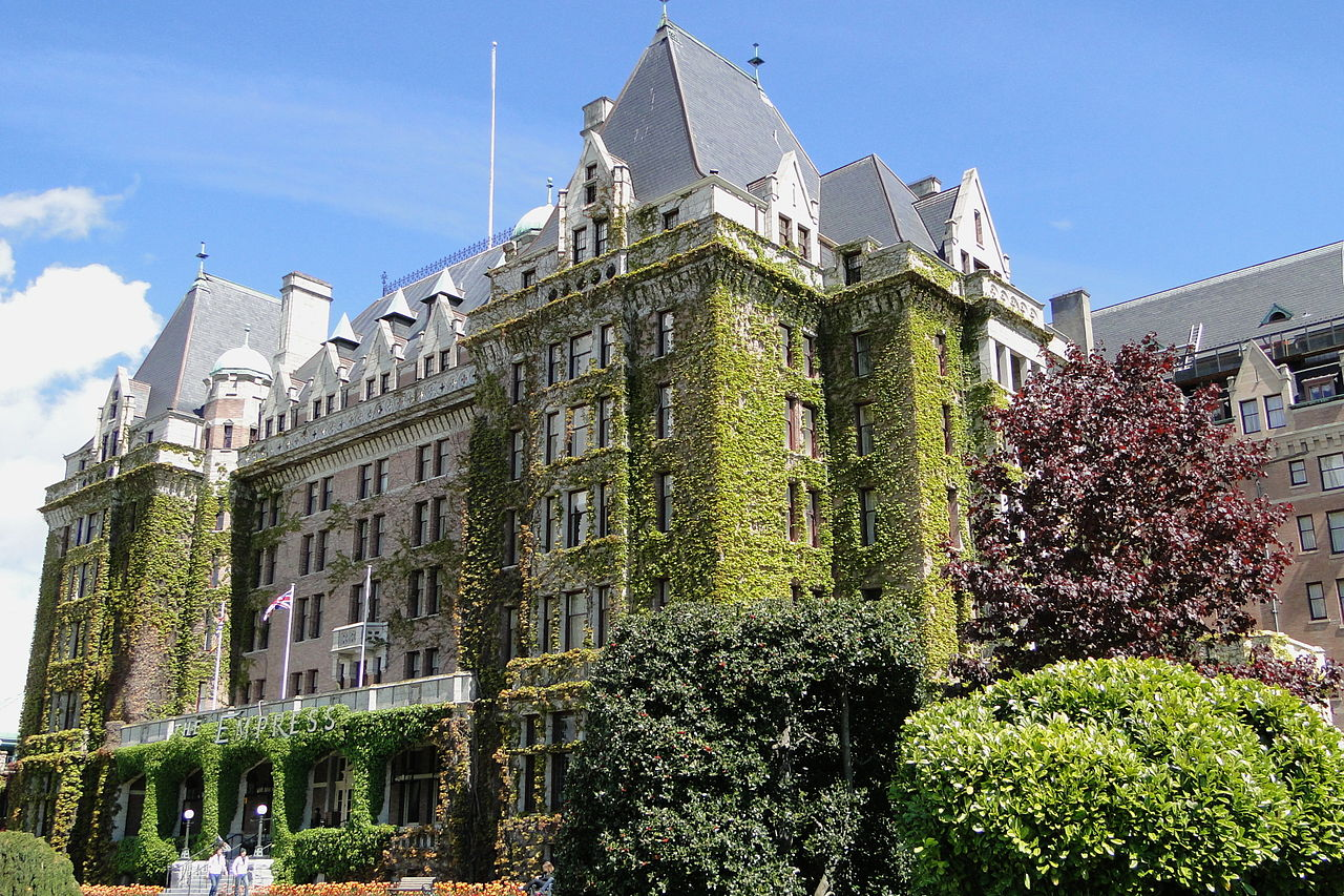 Hotels In Victoria Bc Downtown