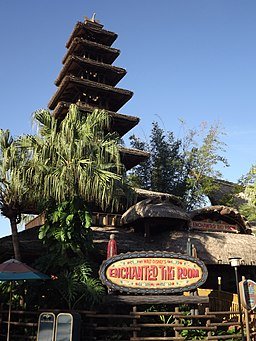 Enchanted Tiki Room at Walt Disney World Magic Kingdom