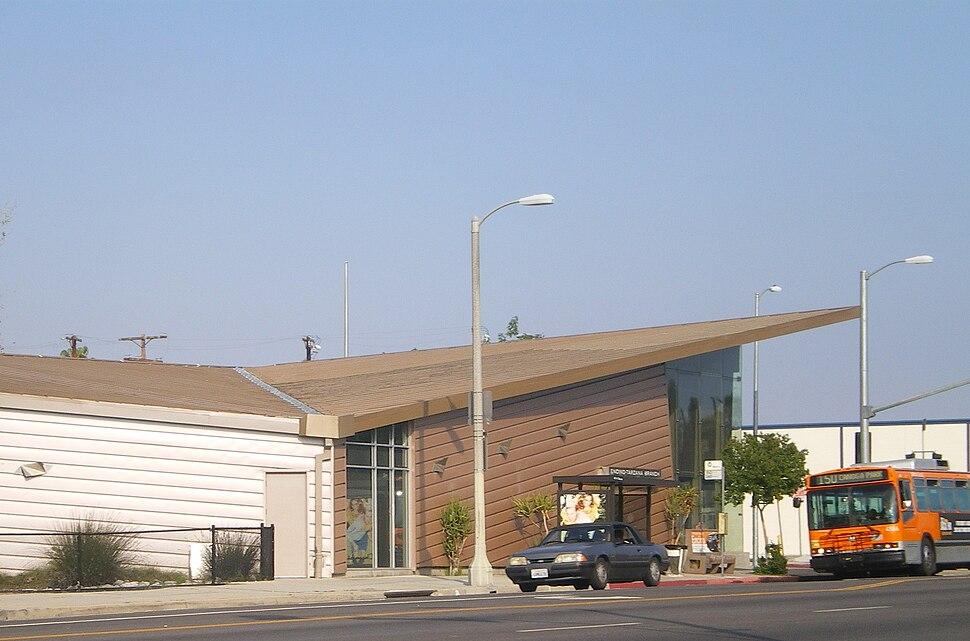 Encino-Tarzana Branch, Los Angeles Public Library