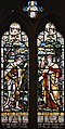 Enfield, St Mary Magdalene, The return of the prodigal son window.jpg
