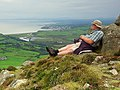 Enjoying the view - geograph.org.uk - 1084147.jpg