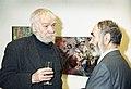 Enn Põldroos ja Nikolai Kormašov, Eesti kunstnikud 2000.jpg