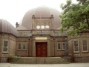 Enschede Synagoge Ingang
