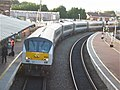 Enterprize train arrives at Drogheda from Belfast. - panoramio.jpg