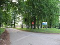 Entrance to Basingstoke Ambulance Station - geograph.org.uk - 817219.jpg