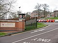Entrance to Bedford Modern School - geograph.org.uk - 1074636.jpg