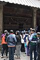 Entry Queue - Hidimba Devi Temple - Manali 2014-05-11 2641.JPG