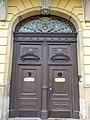 Episcopal Palace. Door. - Vác.JPG