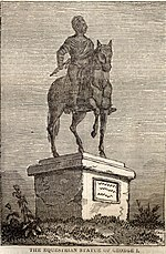 Equestrian Statue of George I Engraving.jpg