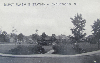 Englewood station (Erie Railroad)