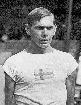 Erik Almlöf - Almlöf at the 1912 Olympics