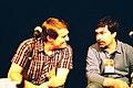 Erik Granström and Luís Filipe Silva Eurocon 2011.jpg