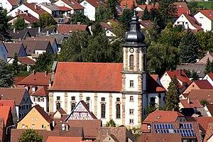 Erlenbach, Baden-Württemberg - St. Martinus in Erlenbach
