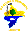 Official seal of Loreto Region