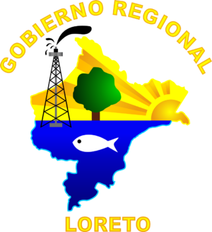 Loreto Region - Image: Escudo Región Loreto