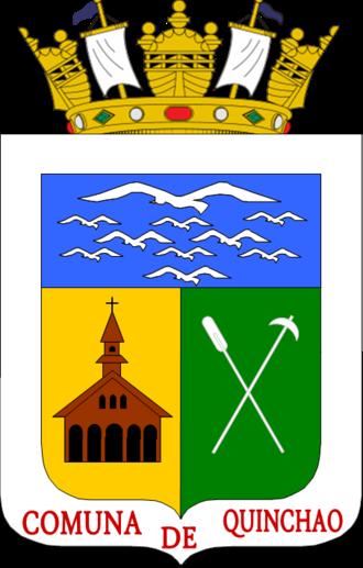 Quinchao - Image: Escudo de Quinchao