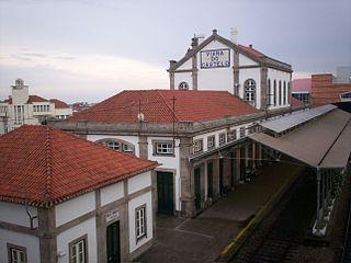 Ramal de Viana-Doca Portuguese railway line