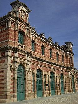 Estación de Madrid, Linares K01.jpg