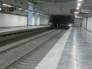Metro Hospital 20 de Noviembre Mexico City metro station