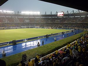Estadio Metropolitano de Baranquilla 2011