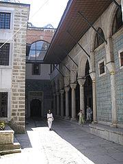 The Courtyard of the Eunuchs