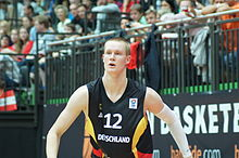 EuroBasket Qualifier Austria vs Germany, 13 August 2014 - 049.JPG