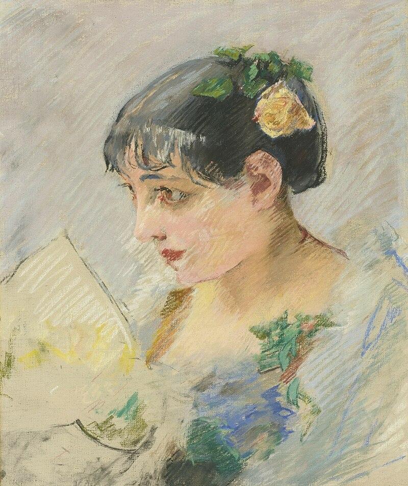Ева Гонсалес - L'Espangole (Portrait de la modiste) .jpg