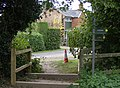 Exit to Gallowstree Common - geograph.org.uk - 593717.jpg