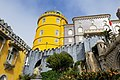 Exterior, Palace of Pena, Sintra, Portugal 03.jpg
