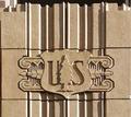 Exterior detail, Forest Service Building, Ogden, Utah LCCN2010718877.tif