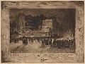 Félix Hilaire Buhot - La Place des Martyrs et la Taverne du Bagne - 2013.272 - Cleveland Museum of Art.jpg