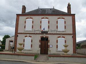 Bonnée - Town hall