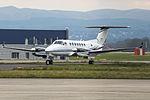 F-HSFX Beech 300 Super King Air 350 (25800985694).jpg