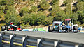 F1 2013 Jerez test - Lotus and Mercedes.jpg
