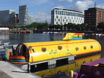 FAB4 narrowboat, Salthouse Dock, Liverpool (4).JPG