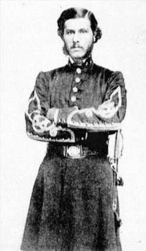 Frank Crawford Armstrong - Frank Crawford Armstrong, Brigadier General in the Confederate Army