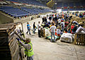 FEMA - 40454 - Volunteers at the Fargodome in North Dakota.jpg