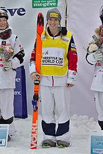 FIS Moguls World Cup 2015 Finals - Megève - 20150315 - Hannah Kearney 4.jpg