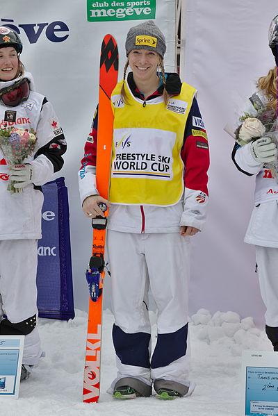 File:FIS Moguls World Cup 2015 Finals - Megève - 20150315 - Hannah Kearney 4.jpg