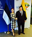 FM Kreit Pentus-Rosimannus met with the Lithuanian Foreign Minister Linas Linkevičius (15711766507).jpg