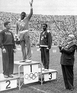 Asnoldo Devonish Venezuelan athlete