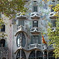 Fachada Casa Batlló . Modernismo .Barcelona ..JPG