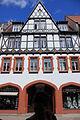 Fachwerkhaus in Altstadt Qudlinburg. IMG 1138.JPG