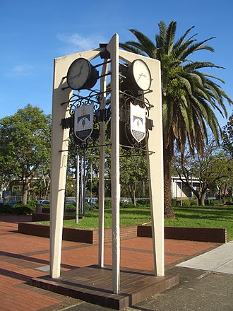 Fairfield, New South Wales - Image: Fairfield Clock Tower